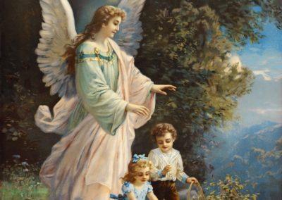 ¿Eres un Ángel Para Tus Hijos?