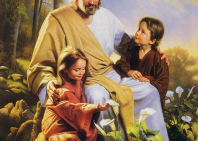 Prepárate Para la Venida de Jesús (Historia)