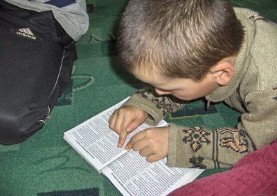 Culto de Oración Para Niños -Estudio del Salmo 19: 7-10