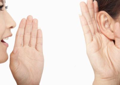 ¿Sabes Escuchar?