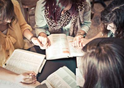 Estudio Bíblico Amigas de Jesús-Lección 2