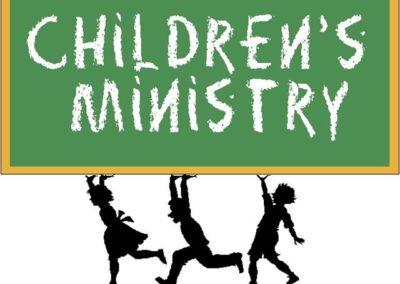 El Ministerio Infantil – Iglesia Local
